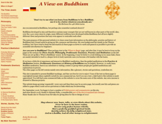 viewonbuddhism.org screenshot