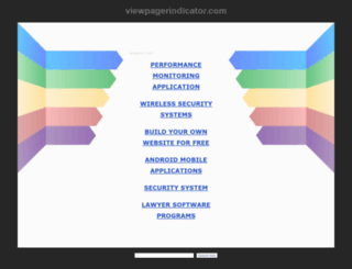 viewpagerindicator.com screenshot