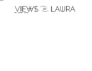 viewsbylaura.com screenshot