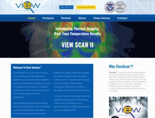viewsystems.com screenshot