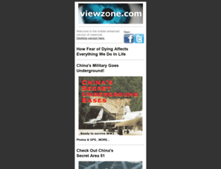 viewzone2.com screenshot