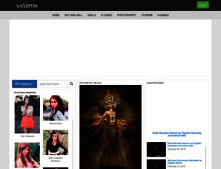 vigattin.com screenshot