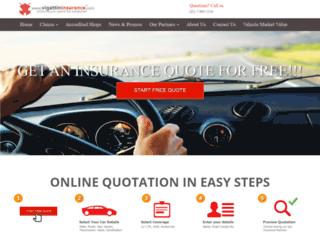 vigattininsurance.com screenshot