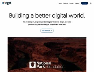 viget.com screenshot