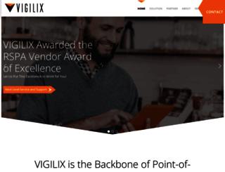 vigilix.com screenshot