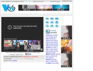 vigortv1.appspot.com screenshot
