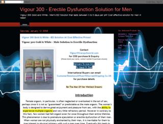 vigour300goldwhite.blogspot.com screenshot
