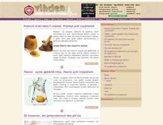vihden.com screenshot
