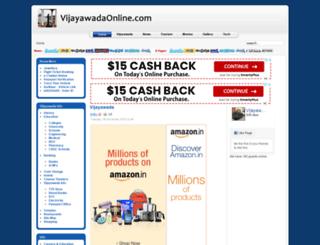 vijayawadaonline.com screenshot