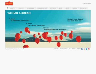 vijaygroup.com screenshot