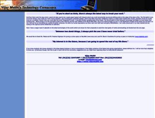 vijaymukhi.com screenshot