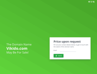 vikido.com screenshot