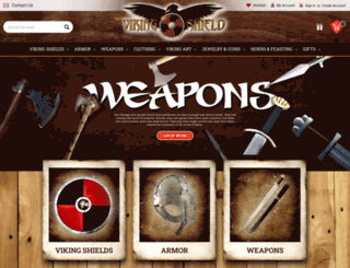 viking-shield.com screenshot