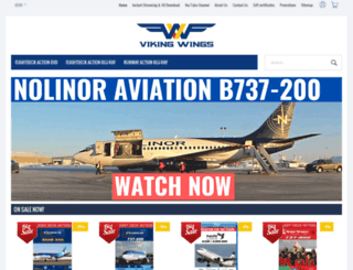 vikingaviationphoto.com screenshot