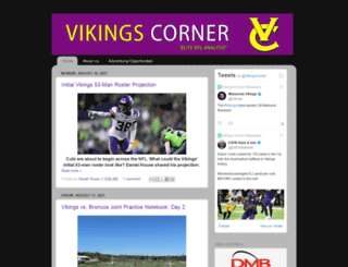 vikingcorner.blogspot.com screenshot