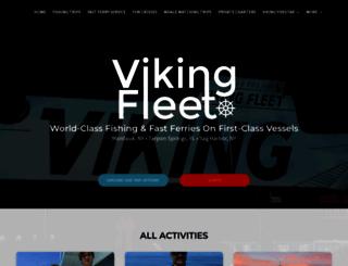vikingfleet.com screenshot