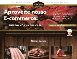 vilabeef.com.br screenshot