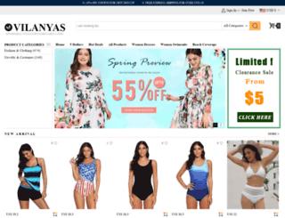 vilanya.com screenshot
