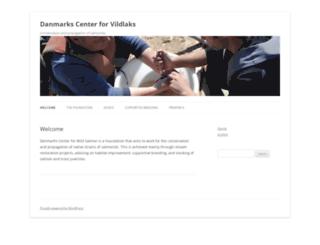 vildlaks.dk screenshot