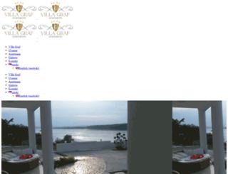 villa-graf.com screenshot