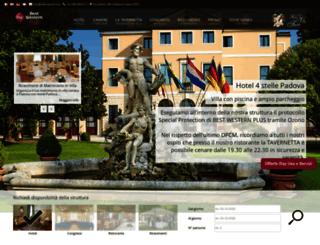 villa-tacchi.com screenshot