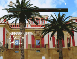 villabarile.com screenshot