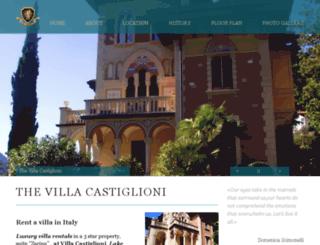 villacastiglioni.ru screenshot