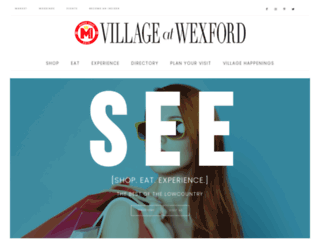 villageatwexford.com screenshot