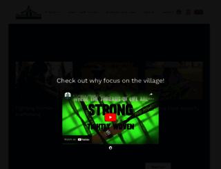 villagefocus.org screenshot