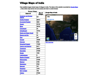villagemap.in screenshot