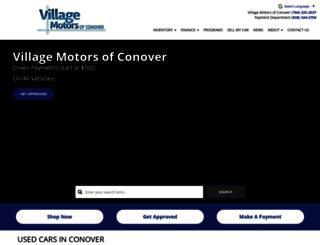 villagemotors.com screenshot