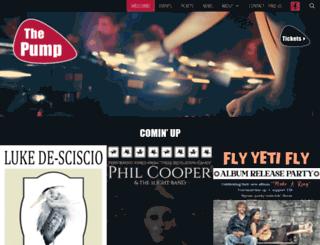 villagepump.org.uk screenshot