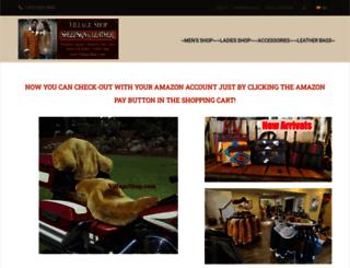 villageshop.com screenshot