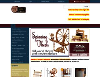 villagespinweave.com screenshot