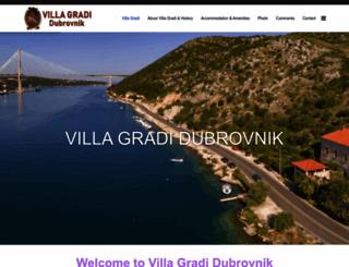 villagradi.com screenshot