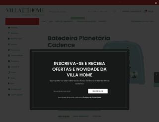villahomedecor.com.br screenshot