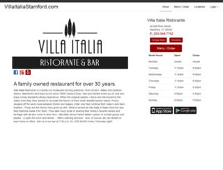 villaitalia.ordersnapp.com screenshot