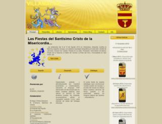 villamalea.eu screenshot
