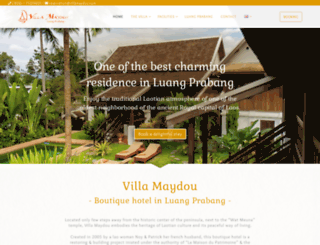 villamaydou.com screenshot