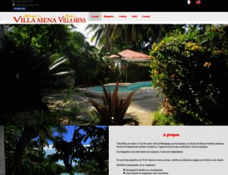 villamena-hotelmahajanga.com screenshot