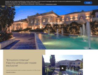 villaorsini.it screenshot