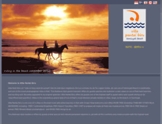 villapantaibiru.com screenshot