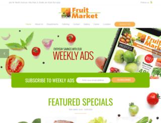 villaparkmarket.com screenshot