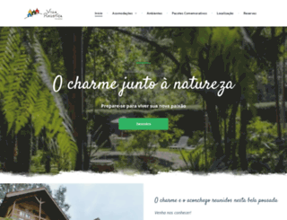 villarhustica.com.br screenshot