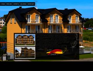 villasavana.mielno.pl screenshot