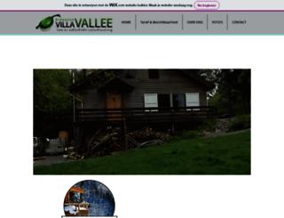 villavallee.nl screenshot