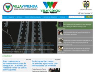 villavivienda.gov.co screenshot