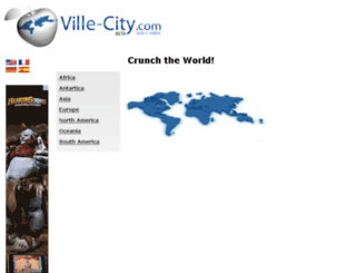 ville-city.com screenshot