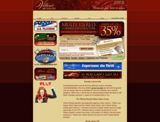 villentoaffiliates.com screenshot