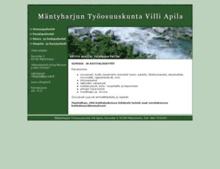 villiapila.fi screenshot